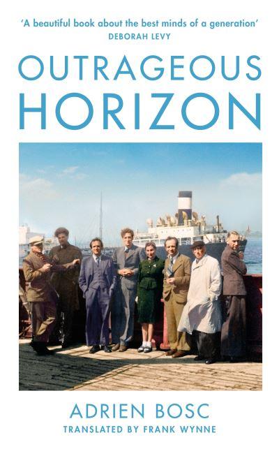 Outrageous Horizon by Adrien Bosc
