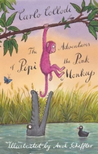 The Adventures of Pipi the Pink Monkey by Carlo Collodi