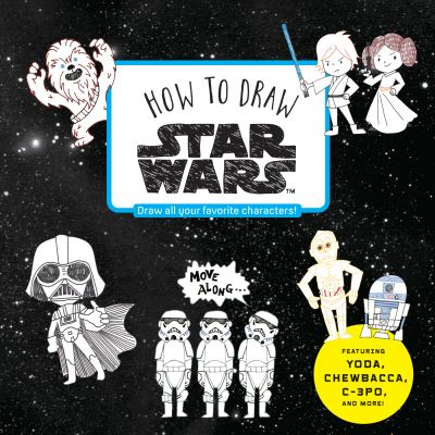 How to Draw Star Wars by