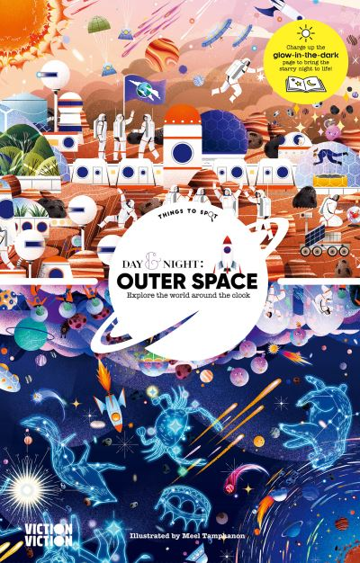Day & Night: Outer Space by