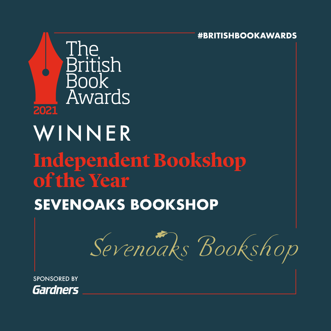 Independent Bookshop of the year 2021