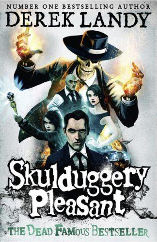 Skulduggery Pleasant (1) by Derek Landy
