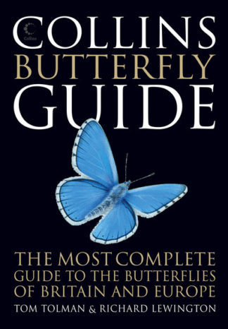Collins Butterfly Guide by Tom Tolman