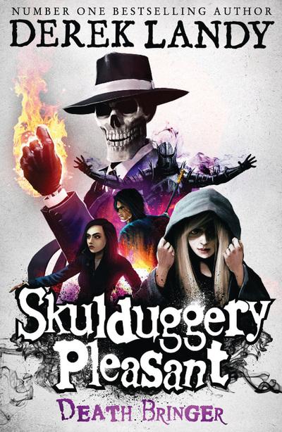 Death Bringer (Skulduggery Pleasant 6) by Derek Landy