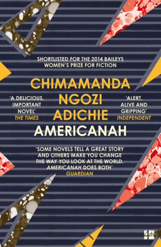 Americanah by Chimamanda N. Adichie