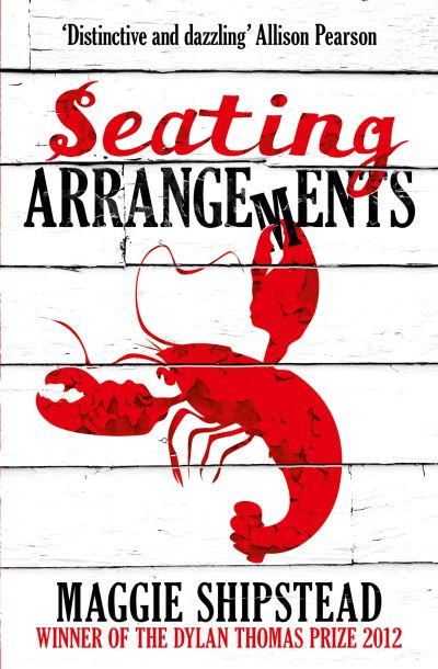Seating Arrangements by Maggie Shipstead
