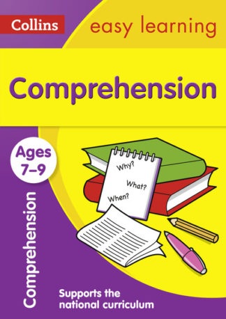 Comprehension Ages 7-9: Ages 7-9 by Easy Learning Collins
