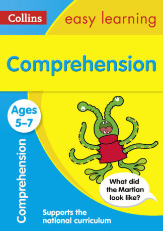 Comprehension Ages 5-7: Ages 5-7 by Easy Learning Collins
