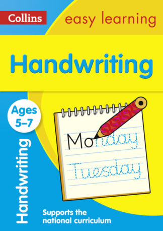 Handwriting Ages 5-7: Ideal for Home Learning (Collins Easy Learning KS1) by Easy Learning Collins