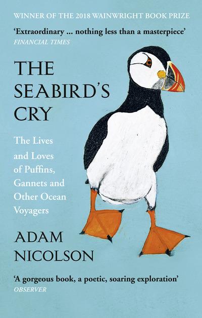 Seabird's Cry by Adam Nicolson