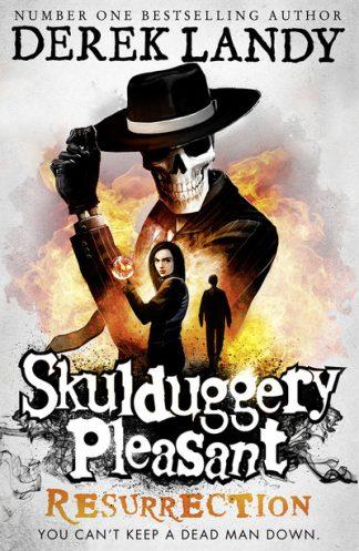 Resurrection (Skulduggery Pleasant 10) by Derek Landy