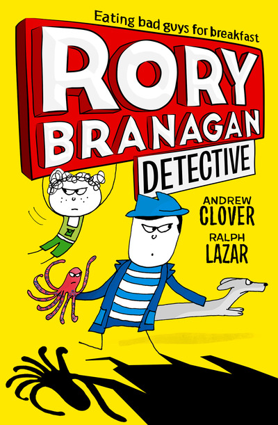 Rory Branagan 1 Detective by Andrew Clover