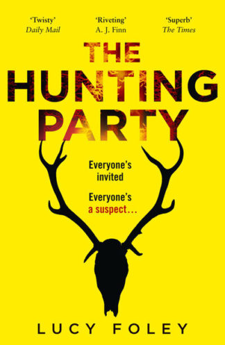 Hunting Party by Lucy Foley