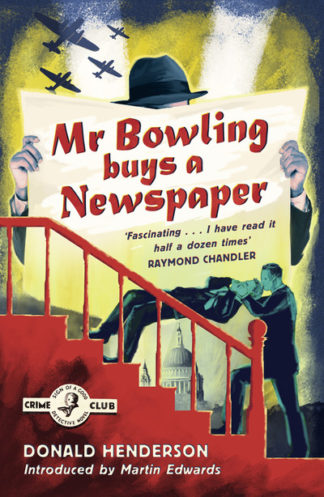 Mr Bowling Buys A Newspaper by Donald Henderson