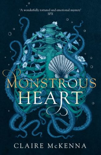 Monstrous Heart (The Deepwater Trilogy, Book 1) by Claire McKenna