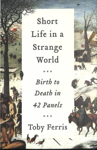 Short Life in a Strange World: Birth to Death in 42 Panels by Toby Ferris