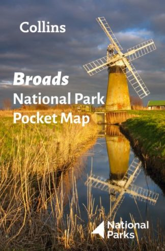 Broads National Park Pocket Map: The perfect guide to explore this area of outst by Parks UK National