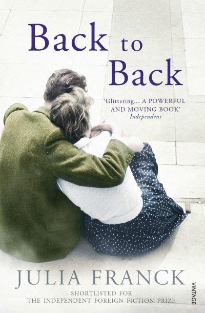 Back to Back by Julia Franck