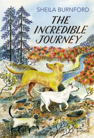 The Incredible Journey by Sheila Burnford