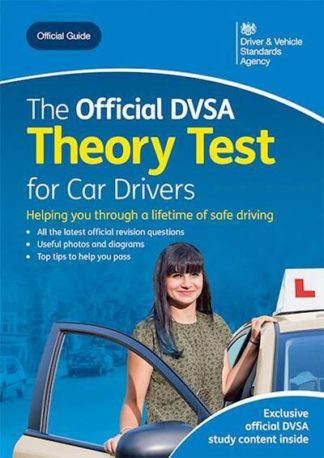The official DVSA theory test for car drivers by and Vehicle Sta Driver