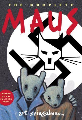 Complete Maus by Art Spiegelman