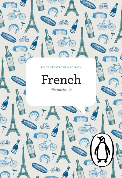 The Penguin French Phrasebook by Jill Norman