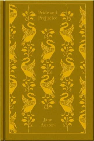 Pride and Prejudice (Clothbound Classics) by Jane Austen