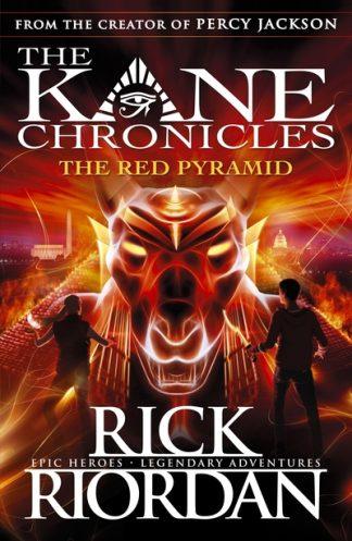 The Red Pyramid (KC1) by Rick Riordan