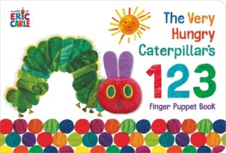 The Very Hungry Caterpillar's 123 Finger Puppet Book by Eric Carle