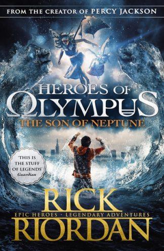 Heroes of Olympus: The Son of Neptune by Rick Riordan