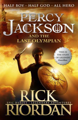 Percy Jackson and the Last Olympian by Rick Riordan