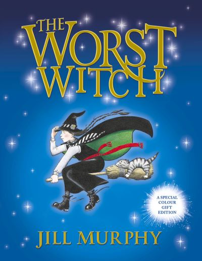 The Worst Witch (Colour Gift Edition) by Jill Murphy