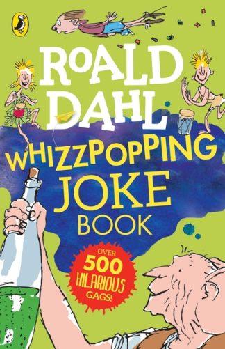 Roald Dahl: Whizzpopping Joke Book by