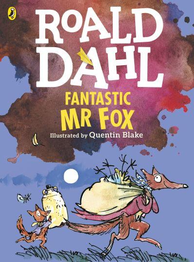 Fantastic Mr Fox (Colour Edition) by Roald Dahl