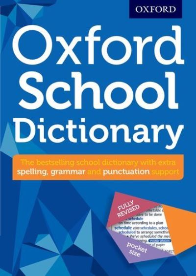 Oxford School Dictionary by