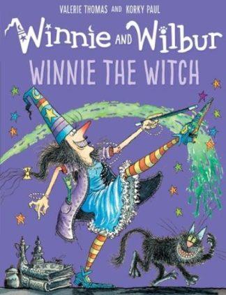Winnie and Wilbur: Winnie the Witch by Valerie Thomas