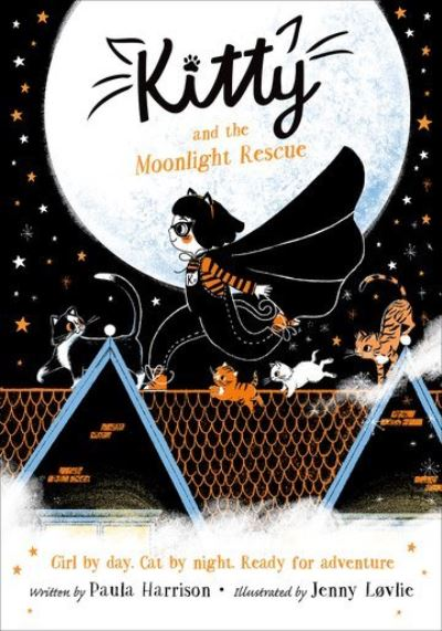 Kitty and the Moonlight Rescue by Paula Harrison