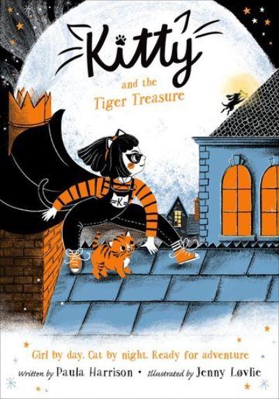 Kitty and the Tiger Treasure by Paula Harrison