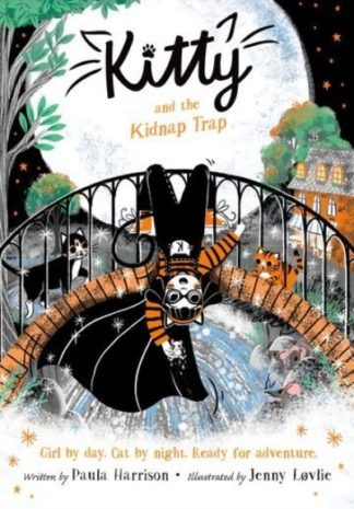 Kitty and the Kidnap Trap by Paula Harrison