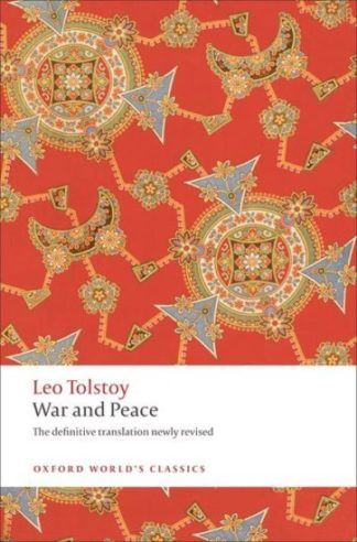 War and Peace (tr. Maude) by Leo Tolstoy