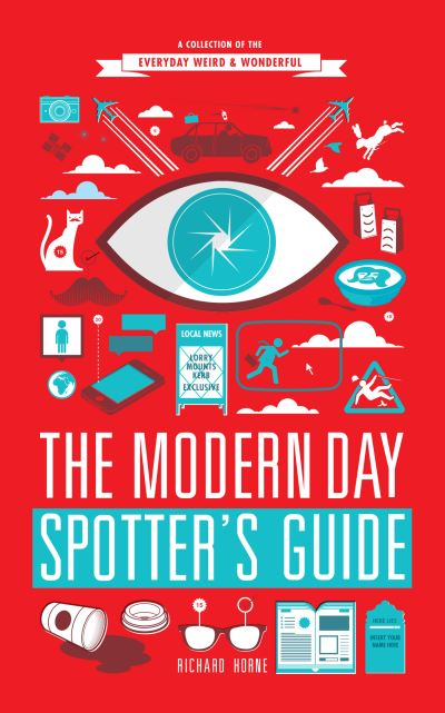 Modern Day Spotters Guide (CR13) by Richard Horne
