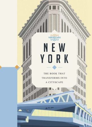 Paperscapes New York by Tom Wilkinson