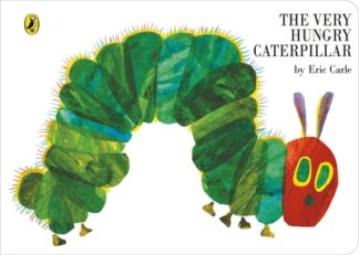Very Hungry Caterpillar Mini Board Book by Eric Carle