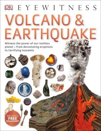Volcano & Earthquake by