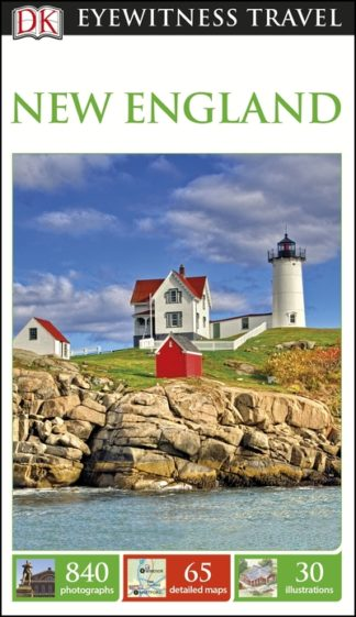 Eyewitness Travel Guide: New England by