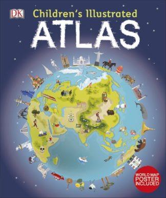 Children's Illustrated Atlas by
