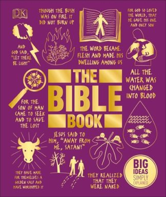 The Bible Book: Big Ideas Simply Explained by
