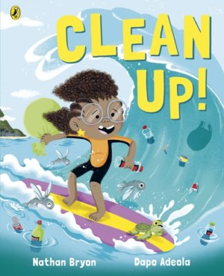 Clean Up! by Nathan Bryon