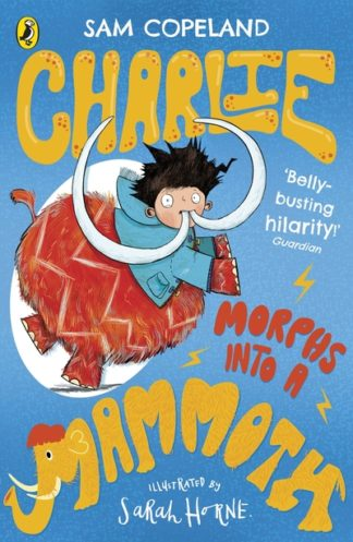 Charlie Morphs Into a Mammoth by Sam Copeland
