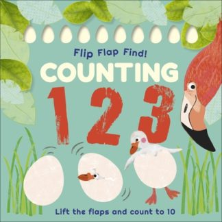 Flip, Flap, Find! Counting 1, 2, 3 by  DK
